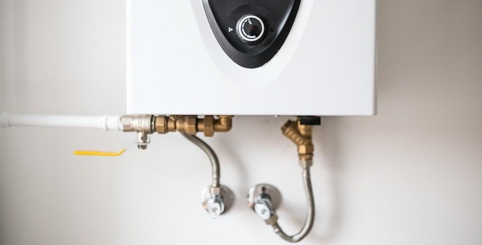 Chauffe eau gaz installation